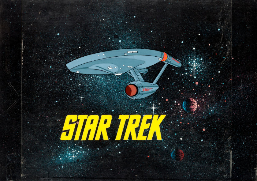 Saturday Morning Cartoons Star Trek