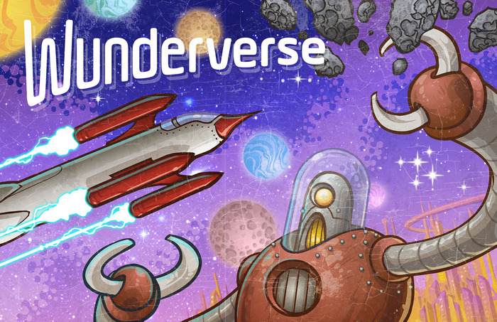 Wunderverse, an adventurous iPad App