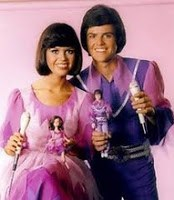 Donny and Marie Dolls