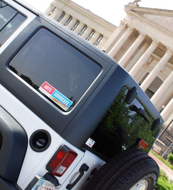 white jeep wrangler oklahoma