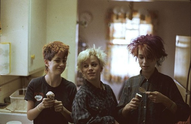 Punk Rock Girls From the 80s