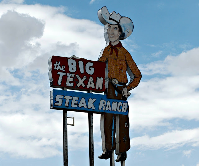 Big Texan Motel Amarillow