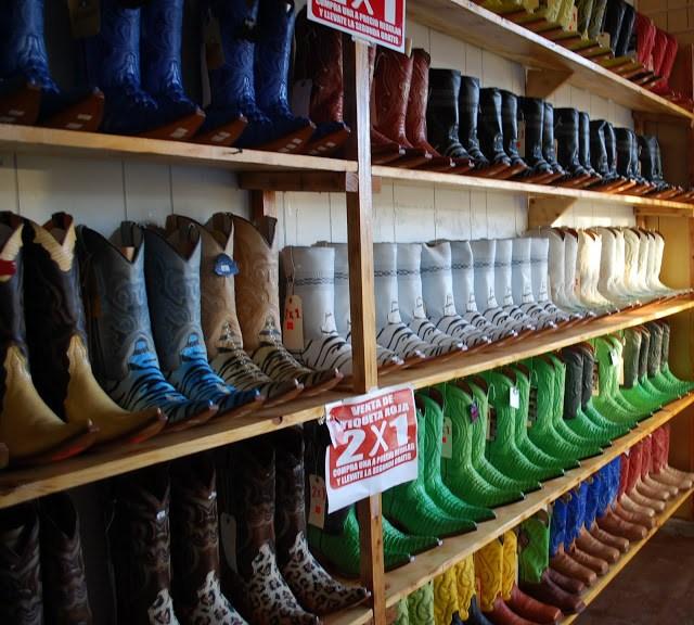 Mexican Cowboy Boots