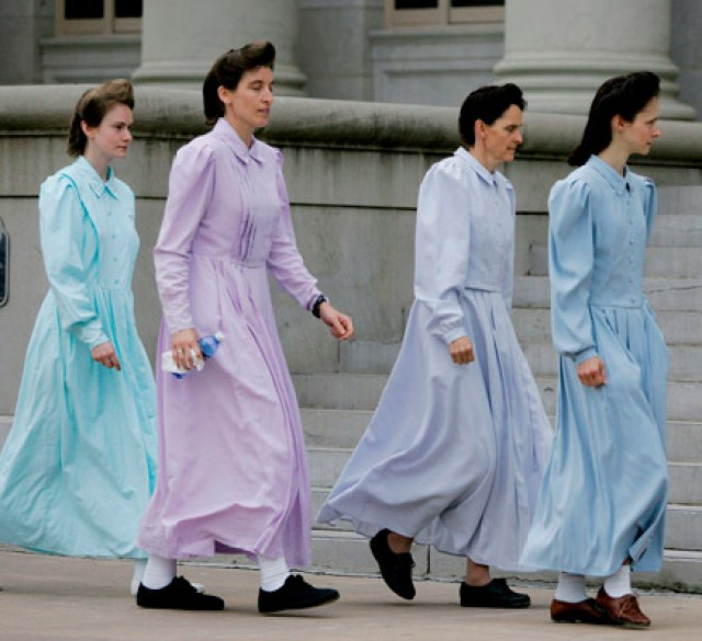 Sister Wives Fundamental LDS