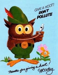 Woodsy Owl, 1971