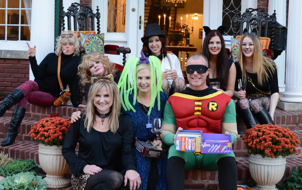 Best Neighborhood for Trick or Treating Oklahoma City