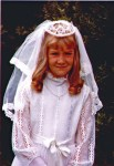 Susan's First Communion