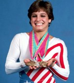 Mary Lou Retton, Gold Medalist