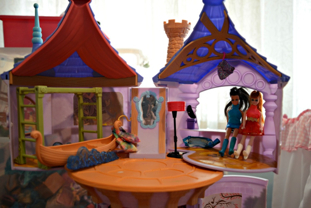 Rapunzel House Invaded