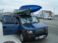 Thule or Yakima Roof Rack? - Page 4 - Honda Element Owners ...