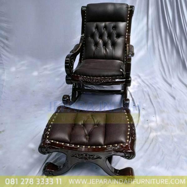 Jual kursi sofa goyang malas jakarta