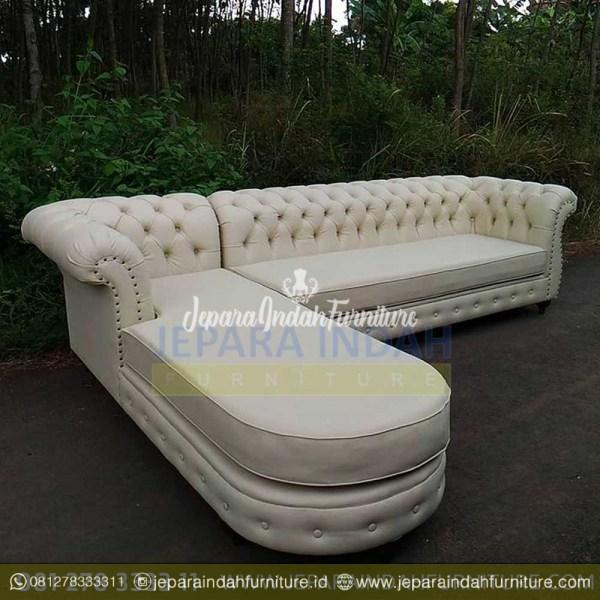 Jual Sofa Tamu Sudut Istimewa Full Busa Besar