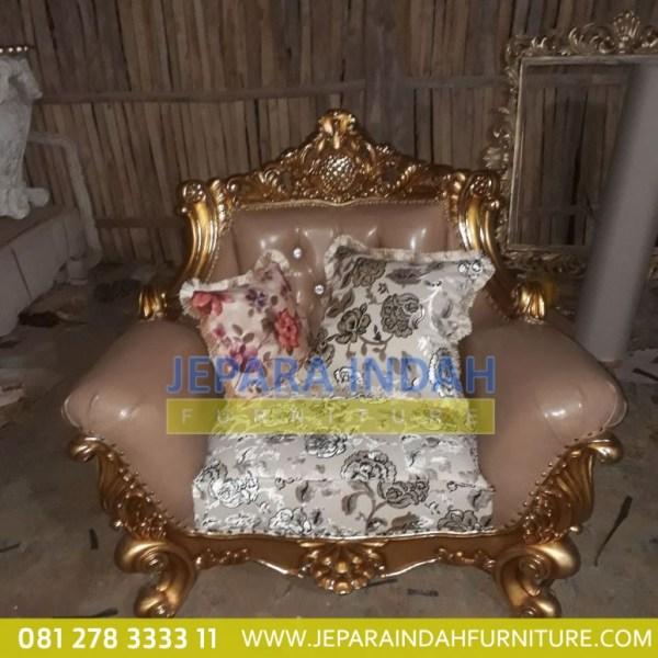 Harga Jual Set Sofa Tamu Besar Mewah Ukir