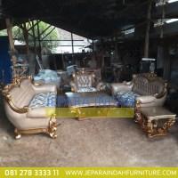 Harga Jual Set Sofa Tamu Besar Mewah