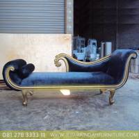 Harga Jual Sofa Living Single Gold Leaf