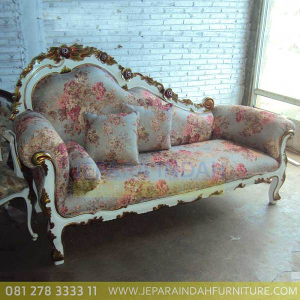 Harga Jual Sofa Living Single Ukir Cantik