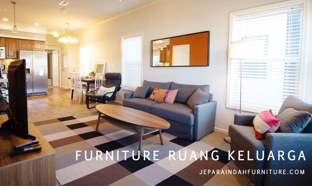Katalog Furniture Ruang Keluarga