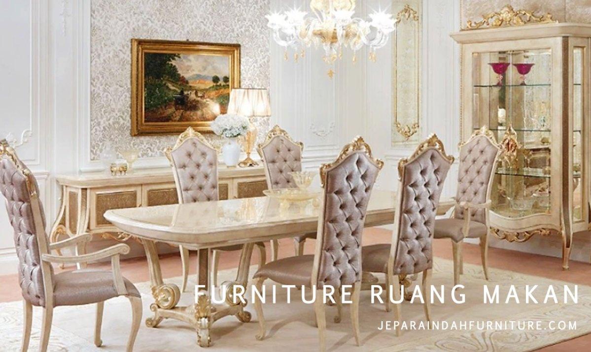 Katalog Furniture Ruang Makan By Jepara Indah Furniture