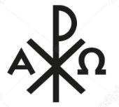 chrisme alpha omega