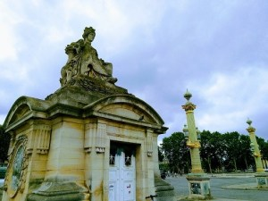statue lyon place de la concorde