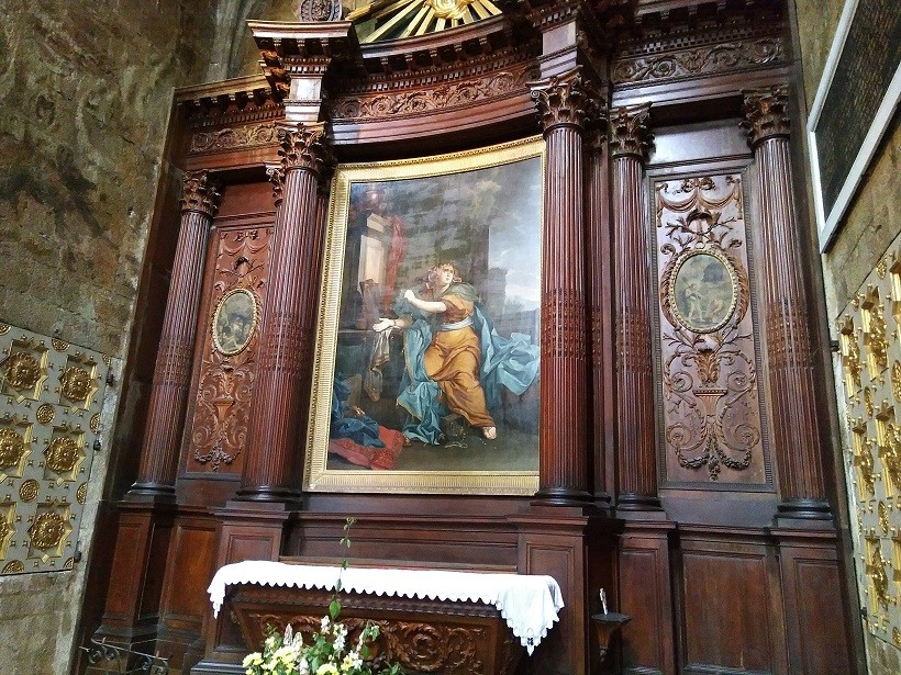chapelle sainte-marie-madeleine saint maximin