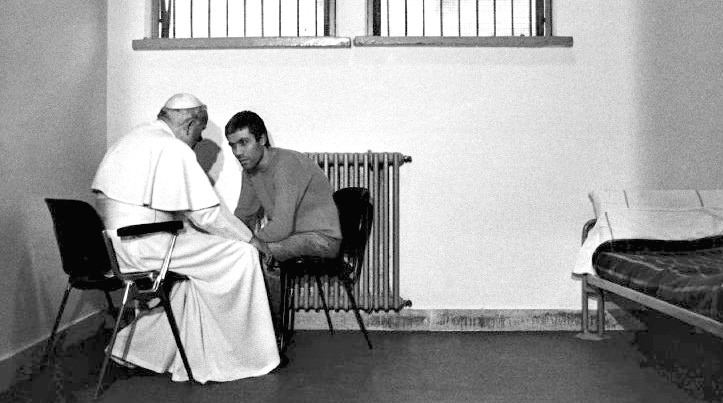 jean-paul II pardon