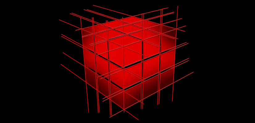 symbolisme du cube