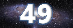 symbolique nombre 49 signification