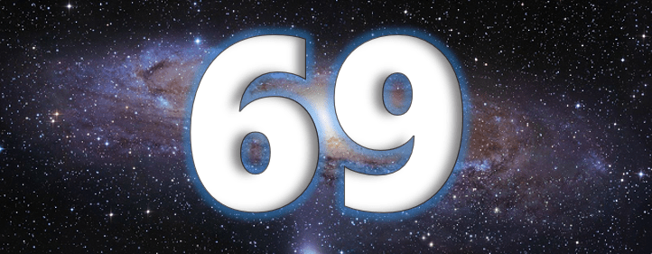 symbolisme du nombre 69