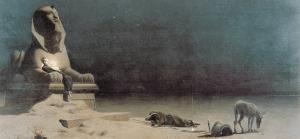Sphinx signification spirituelle