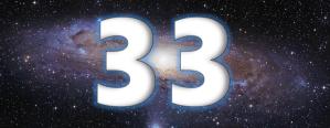 symbolisme du nombre 33 interprétation signification