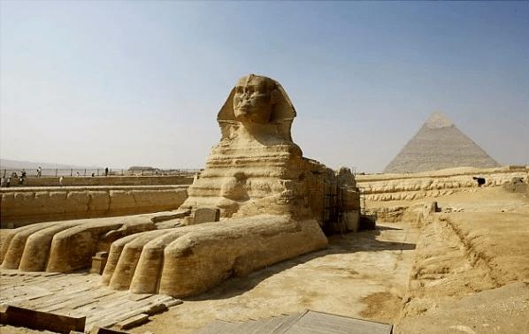 sphinx de gizeh analyse