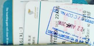 Les choses à vérifier avant de partir reserver un billet d'avion