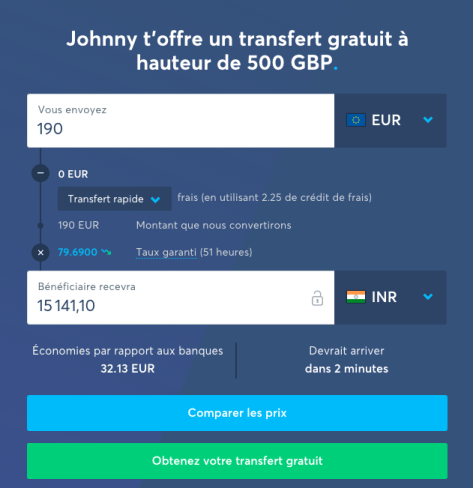 Réduire les frais des transferts internationaux avec Transferwise