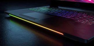 Solution jeux vidéo en voyage ordinateur portable gaming