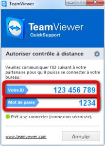 TeamViewer Quick Support