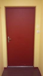 Une porte comme les autres appartements