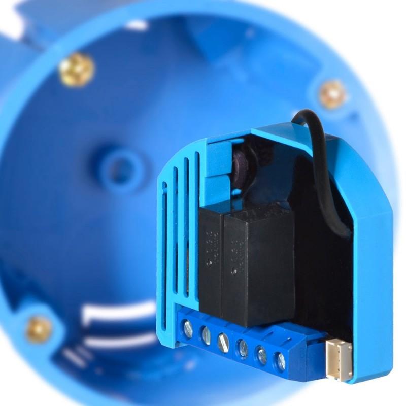 Qubino Micromodule Pour Volet Roulant Et Consomètre Z Wave
