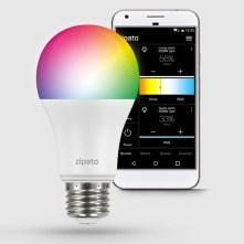 Ampoule de couleurs
