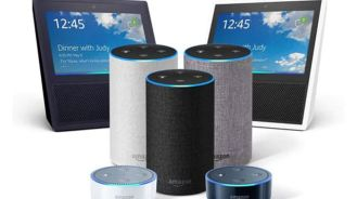 Série d'enceintes connectées Amazon Alexa