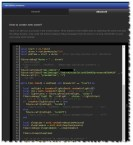 Extrait de code Lua (Fibaro HC2). Scénario très complexe avec des calculs et des lancements aléatoires pour une simulation de présence.
