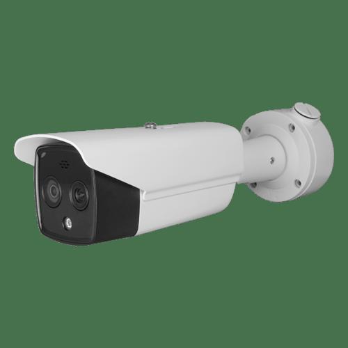 Caméra thermographique fixe