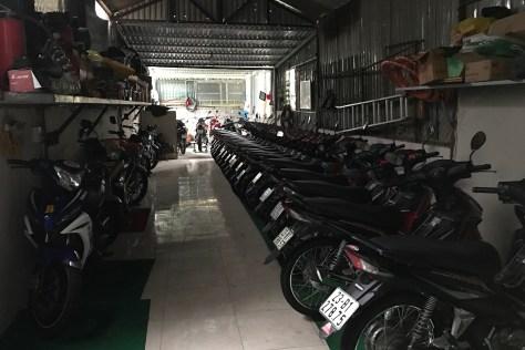 bike rental in Ha Giang