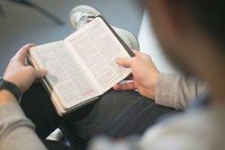 reading Bible