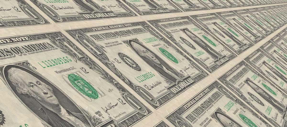 U.S. fiat Dollar