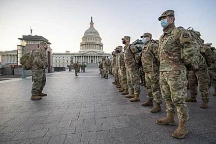 National Guard deployment