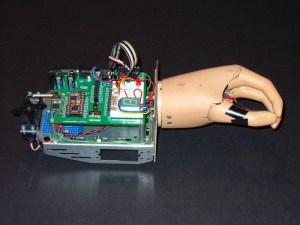 Prosthetic Hand Prototype