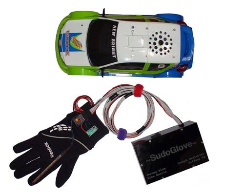 SudoGlove Controller