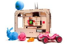 "The MakerBot ""Replicator"" 3D Printer"