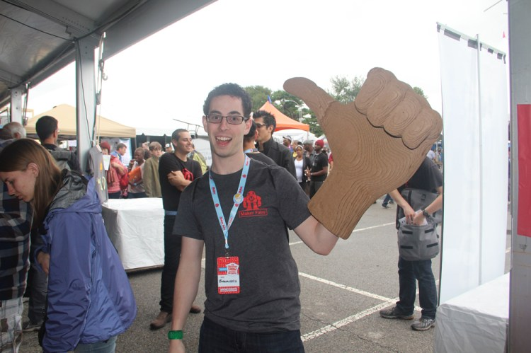 Just Another Day at Maker Faire